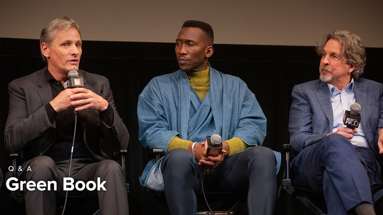 'Green Book' Q&A | Mahershala Ali, Viggo Mortensen & Peter Farrelly