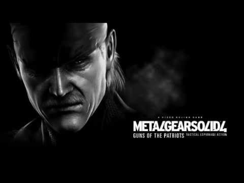 Metal Gear Solid 4 - Here's to You by Lisbeth Scott