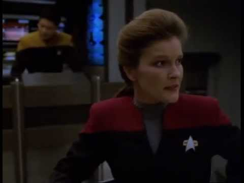 Star Trek Voyager: Scorpion Part I