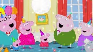 Peppa Pig en Español Episodios completos   ¡Feliz cumpleaños ❤️   Pepa la cerdita