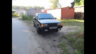 """Зеркала """"Политех"""" ЛТ-9 ВАЗ 2109+светодиодные габариты и поворотники"""