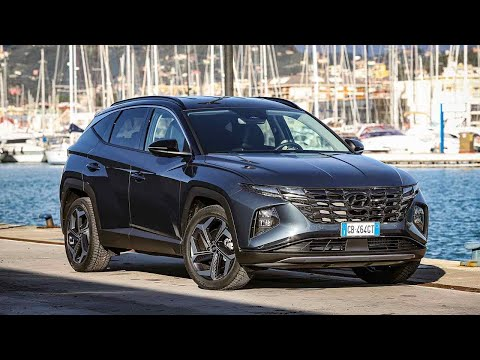 Nuova Hyundai Tucson 2021