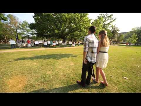 Alberto & Morganne get Engaged (Lip Dub Proposal)