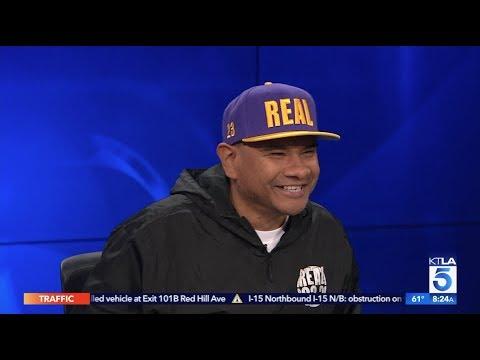 The Cruz Show - J Cruz Announces REAL Street Fest on KTLA Morning News (WATCH)