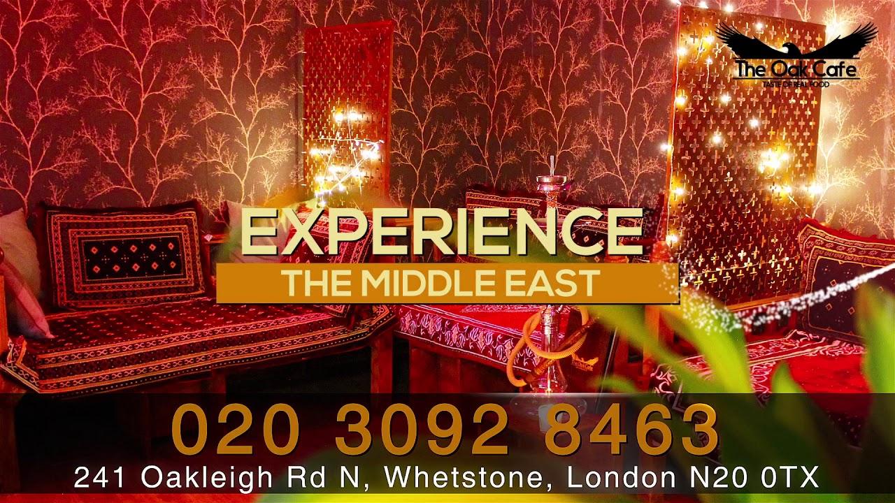 The Oak Cafe Shisha Lounge