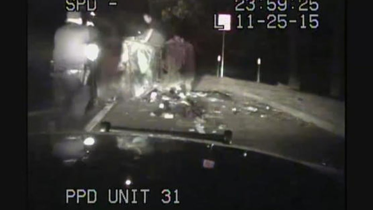 Cop Shoots Drunk Driver In The Neck (VIDEO)