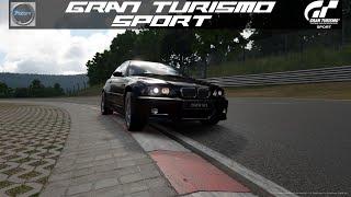 Gran Turismo Sport Replay #BMW M3 @Nordschleife