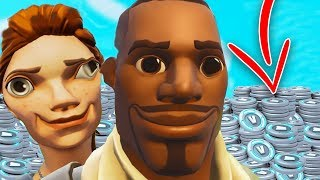 Fortnite V-Buck Scammer GETS EXPOSED! (Watch OUT For This SCAM!)