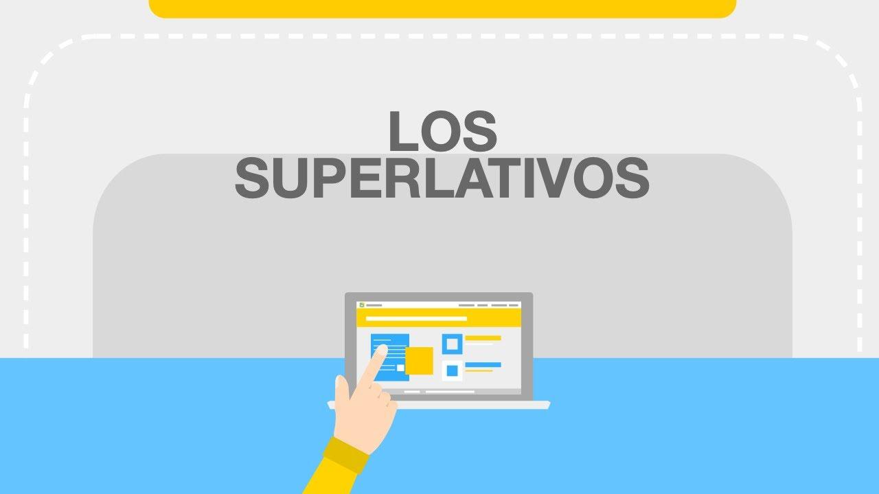 Gramática Inglés Los Superlativos