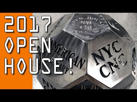 2017 NYC CNC Open House Video!