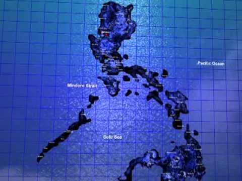 philippine map study