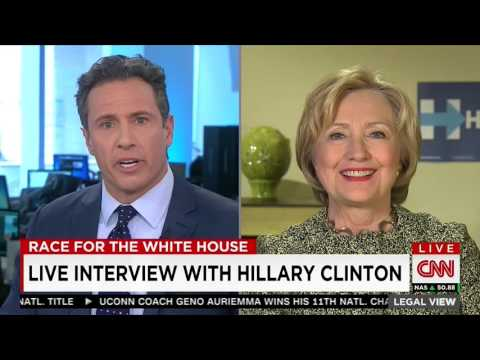 Chris Cuomo doesn't disclose brother Andrew's endorsement of Hillary Clinton before interview