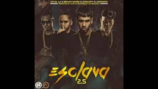 bryant myers feat anonimus anuel aa y almighty esclava 2 5