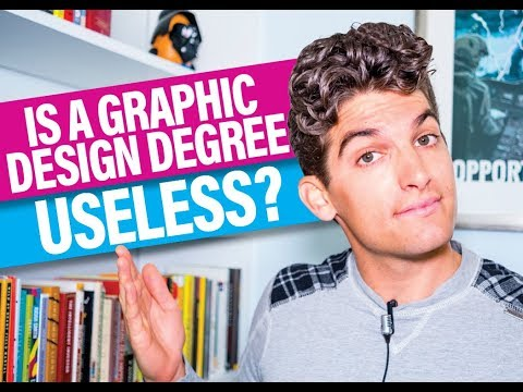 Is a Graphic Design Degree Useless or Worth it?