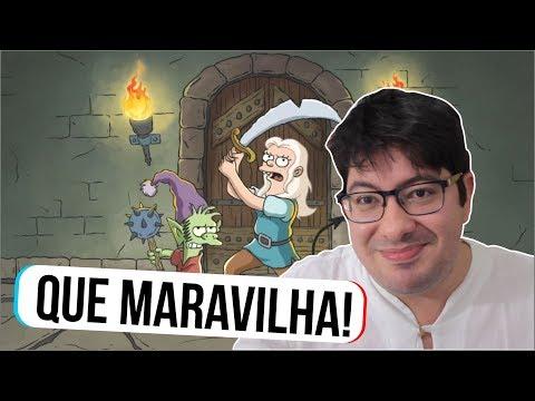 Crítica: (Des)encanto e seus memes | Séries | Revista Ambrosia