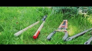 ножницы садовые для живых изгородей