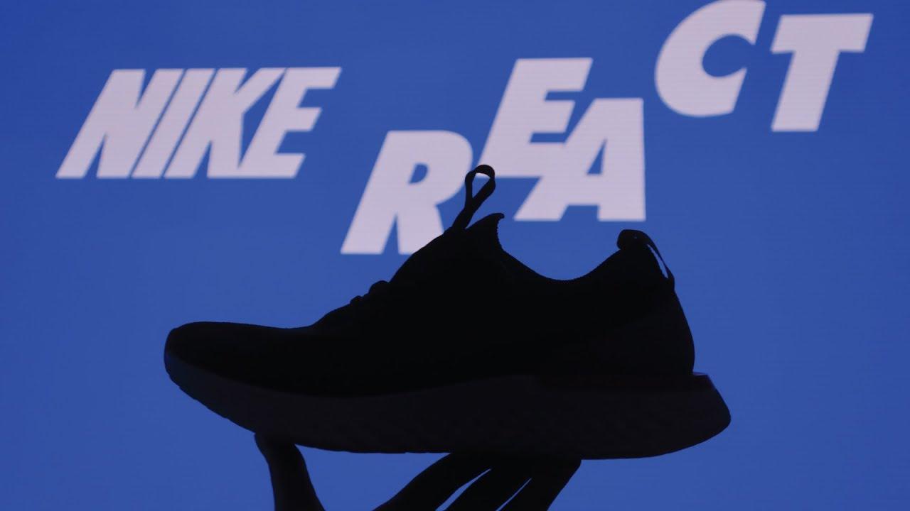 VLOG - บินไปดูรองเท้าอะไรถึงเกาหลี!? [ENG SUB] Nike React for RUNNING?