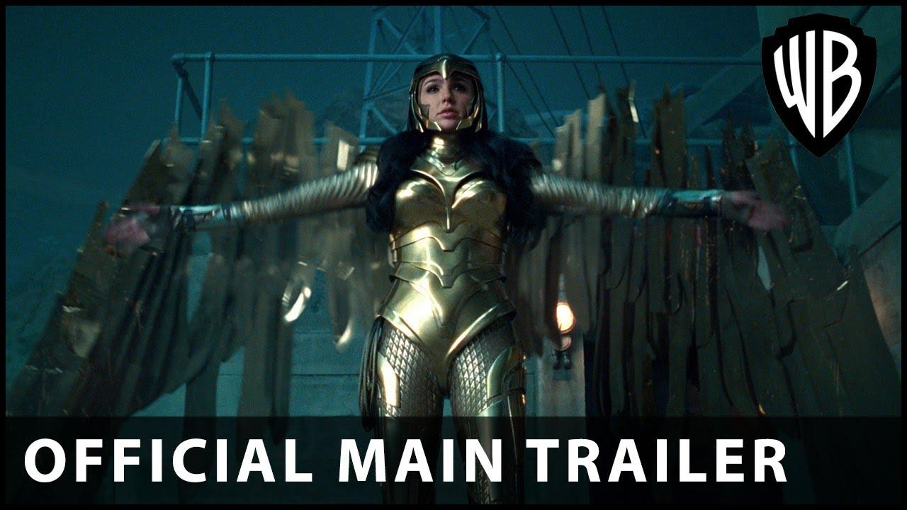 Download Wonder Woman 1984 - Official Main Trailer - Warner Bros. UK