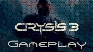 Crysis 3 Hunter-Edition Test/Gameplay PC [German/Deutsch] [HD/HD+]