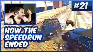 I Dunno How I Did That - How'd The GTA Speedrun End - Ep 163