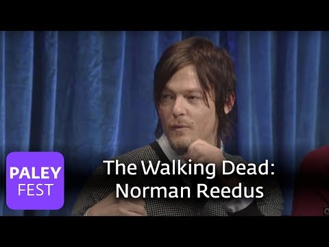 The Walking Dead  Norman Reedus On The Dixon Brothers