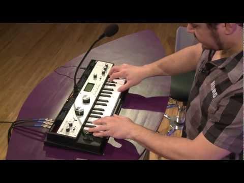 Korg microKORG XL Synthesizer Vocoder Demo | FullCompass