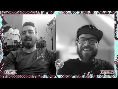APODcalypse 2 - FULL REPTILE RADIO #37 - DAN HARDY & OWEN OXLEY