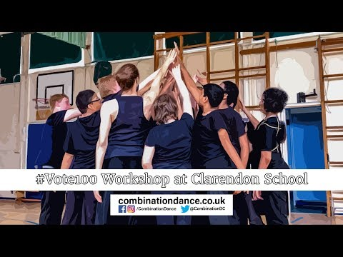 Vote 100 Workshop 2 Clarendon School
