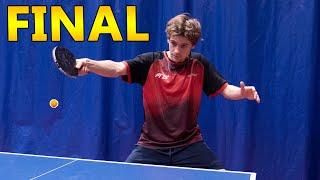 Finnish Championships Final 2020 [Pongfinity's Miikka vs Benedek Olah]