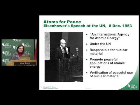 Nonproliferation Regime and Int'l Safeguards