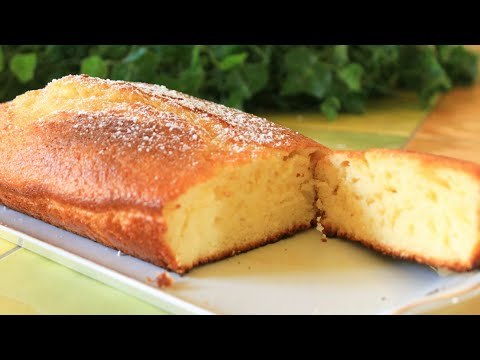 🍋-cake-au-citron- -recette-rapide