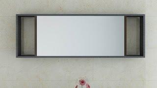 Bathroom Mirror Wall Cabinets UK Design