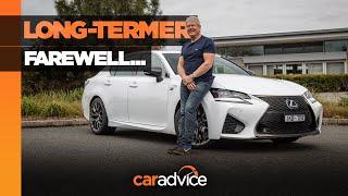 2019 Lexus GS F long-term review: Farewell | CarAdvice
