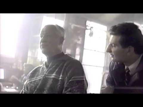 Gordie Howe/Stan Mikita Retro IBM ecommerce Commercial