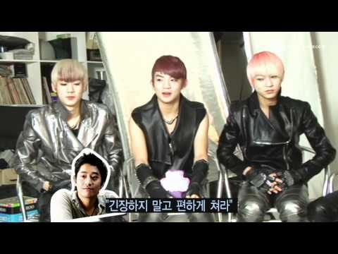 [Interview] 틴탑(Teen Top)의 인터뷰- about SUPA LUV?