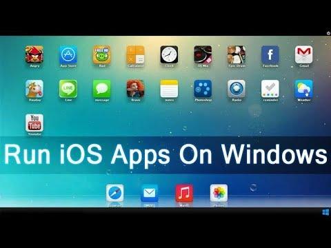 How To Run IOS Apps On A Windows PC (iOS Emulator) - Tutorial