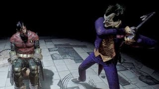 La muerte de robin ( Jason Todd ) / Batman Arkham Knight /
