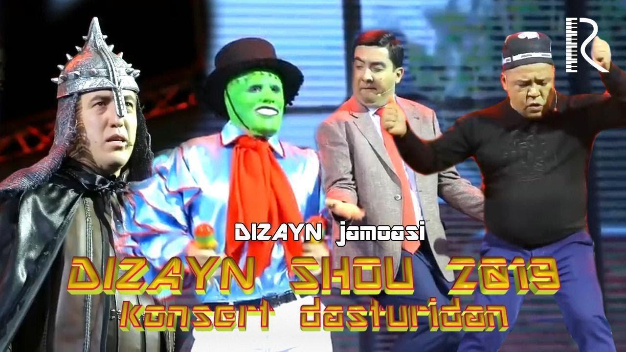 Dizayn Jamosi - (Konsert dasturi 2019 2020)