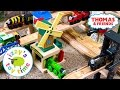 Thomas and Friends | Thomas Train with Toby's Windmill and Brio | Toy Train Videos for Children