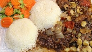HOW - TO COOK REAL JAMAICAN OX TAILS