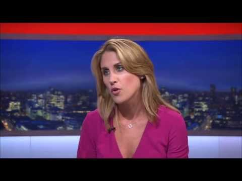 Royal Baby Talk on BBC World News: Anne-Marie Tomchak