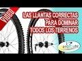 Enbiciate - Las Llantas Correctas Hacen Al Ciclista Ganador