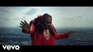 Rick Ross - Apple of My Eye (Music Video) ft. Raphael Sadiqq [2017 HD]