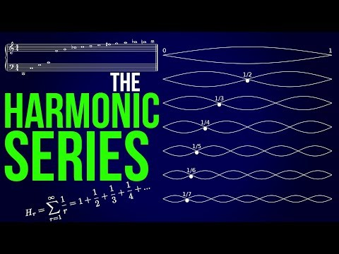 Intro To The Harmonic Series - TWO MINUTE MUSIC THEORY #31