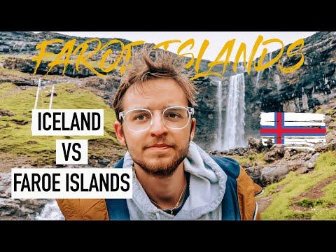 WHY THE FAROE ISLANDS IS THE NEXT ICELAND | FOSSA, TJORNUVIK, SAKSUN 🇫🇴