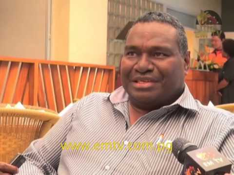 Civil Aviation Minister Urges Contractor To Build Worthy Goroka Airport
