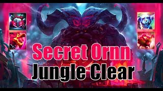 How to clear your jungle as ORNN - League Of Legends Guide