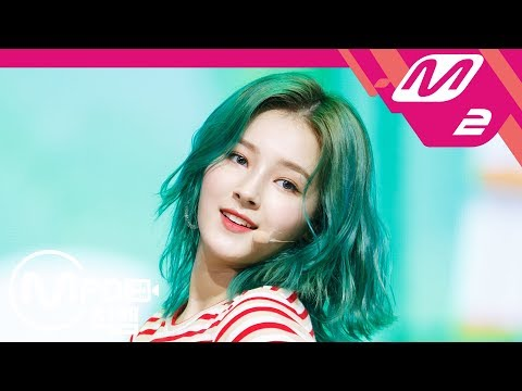 MPD직캠 모모랜드 낸시 직캠 'BAAM' MOMOLAND NANCY FanCam  @MCOUNTDOWN2018628