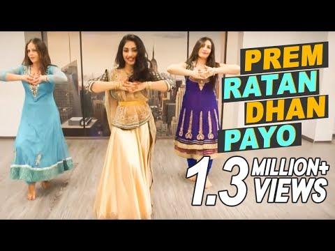 Ridy Sheikh - Prem Ratan Dhan Payo DANCE...