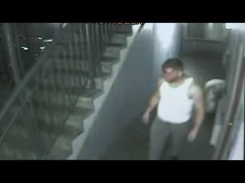 Bruce Miller Surveillance Video Raw
